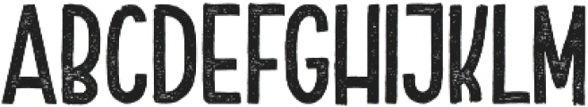 DrusticDialy Condensed otf (400) Font UPPERCASE