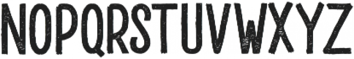 DrusticDialy Condensed otf (400) Font LOWERCASE