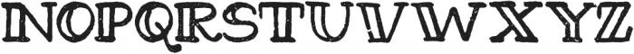 DrusticDialy Serif otf (400) Font UPPERCASE
