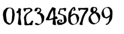 Dragon Spell Regular Font OTHER CHARS