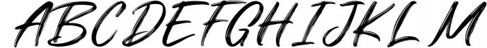 Dragtime - Handwritting Script Font 1 Font UPPERCASE