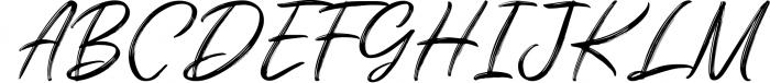 Dragtime - Handwritting Script Font Font UPPERCASE