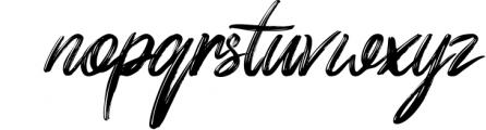 Dragtime - Handwritting Script Font Font LOWERCASE