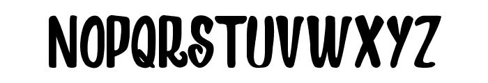 DRAGONSANDCHICKENS Font UPPERCASE