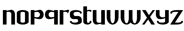 Drabe Font LOWERCASE