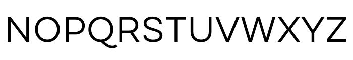 DraftB-Regular Font UPPERCASE