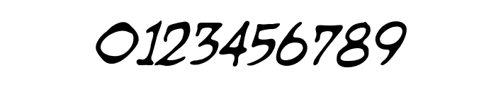 Dragonbones BB Italic Font OTHER CHARS