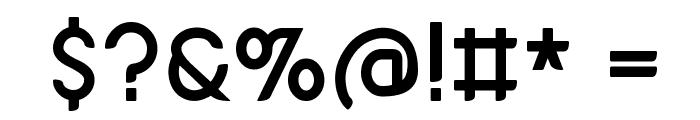Drakalligro Font OTHER CHARS