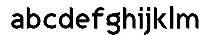 Drakalligro Font LOWERCASE