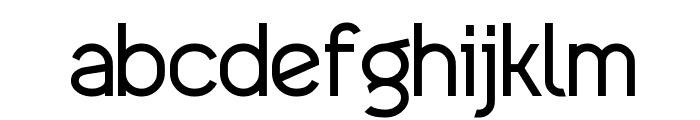 Drakoheart Revofit Solid Font LOWERCASE