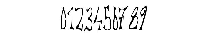 DreadLox Font OTHER CHARS