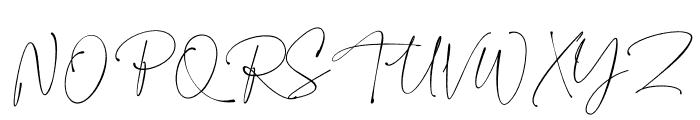 Dream  Catcher Font UPPERCASE