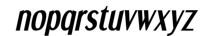 Dream Orphans Bold Italic Font LOWERCASE