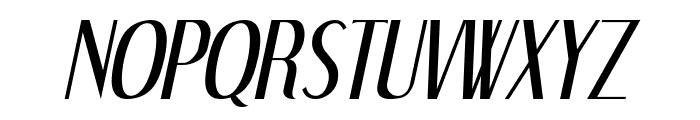 Dream Orphans Italic Font UPPERCASE