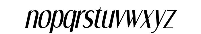 Dream Orphans Italic Font LOWERCASE
