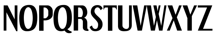 DreamOrphans-Bold Font UPPERCASE