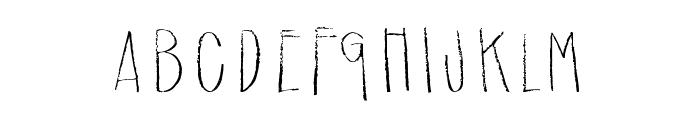 DreamingCastle Font UPPERCASE