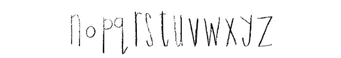 DreamingCastle Font LOWERCASE