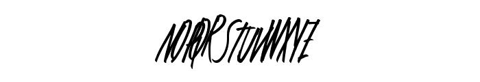 DreamingPandas Font UPPERCASE