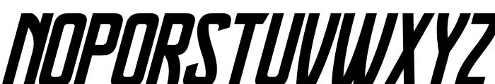 Dreamlands Italic Font UPPERCASE
