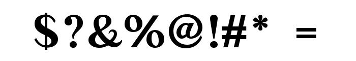 Dreamwood DEMO Regular Font OTHER CHARS
