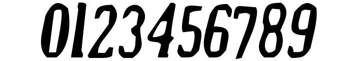 Drek NormalItalic Font OTHER CHARS