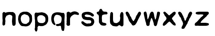 Dresden Elektronik Font LOWERCASE
