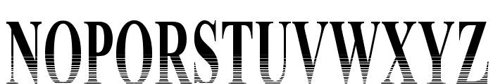 Dresden Font LOWERCASE