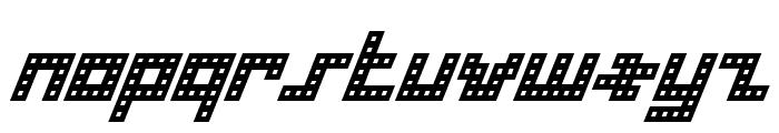 Drid Herder Italic Font LOWERCASE