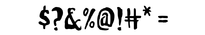 Droeming Normal Font OTHER CHARS