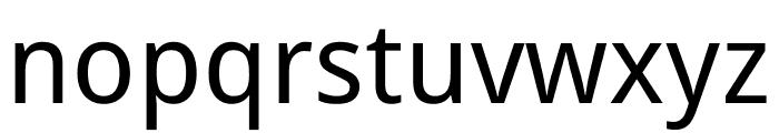 Droid Sans Fallback Font LOWERCASE
