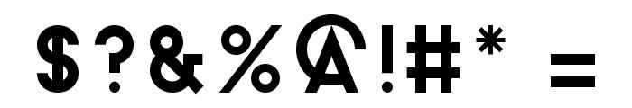 Droidiga Font OTHER CHARS