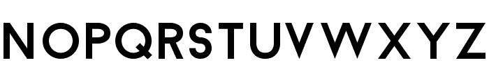 Droidiga Font UPPERCASE