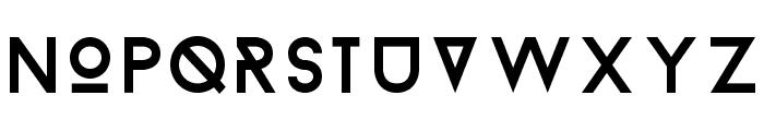 Droidiga Font LOWERCASE