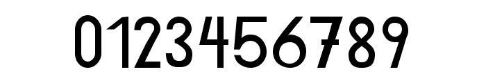 Druckschrift95 Font OTHER CHARS