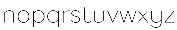 Drugs Font LOWERCASE