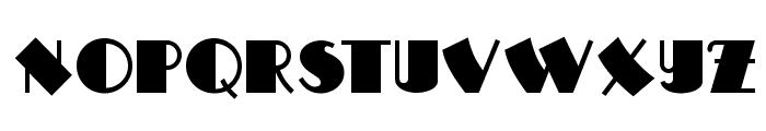 Drumag Studio NF Font UPPERCASE