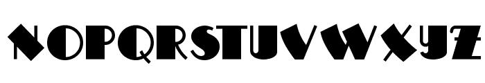 Drumag Studio NF Font LOWERCASE