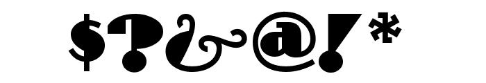 DrumagStudioNF Font OTHER CHARS