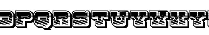 Dry Goods Rustic JL Font UPPERCASE