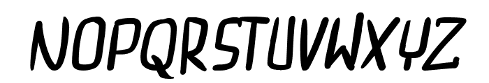 dreamgirl's dream Bold Italic Font LOWERCASE
