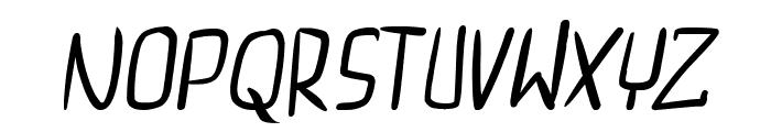 dreamgirl's dream Italic Font LOWERCASE