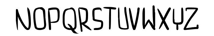 dreamgirl's dream Font UPPERCASE