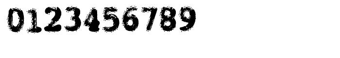 Dr 066 Regular Font OTHER CHARS