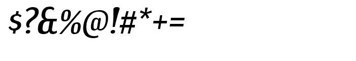 Dream Orphanage Regular Italic Font OTHER CHARS