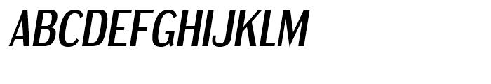 Dream Orphanage Regular Italic Font UPPERCASE