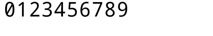 Droid Sans Mono WGL Regular Font OTHER CHARS