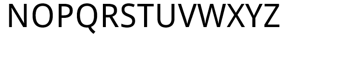 Droid Sans WGL Regular Font UPPERCASE