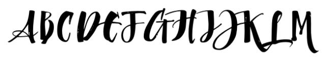 Dragonflight Pro Regular Font UPPERCASE