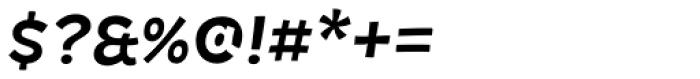 DR Agu Sans Medium Italic Font OTHER CHARS